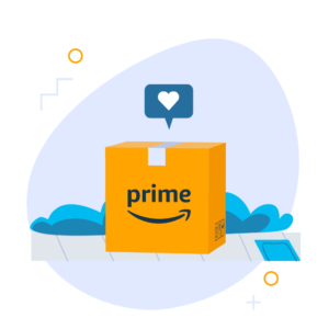 Image of Amazon Prime box