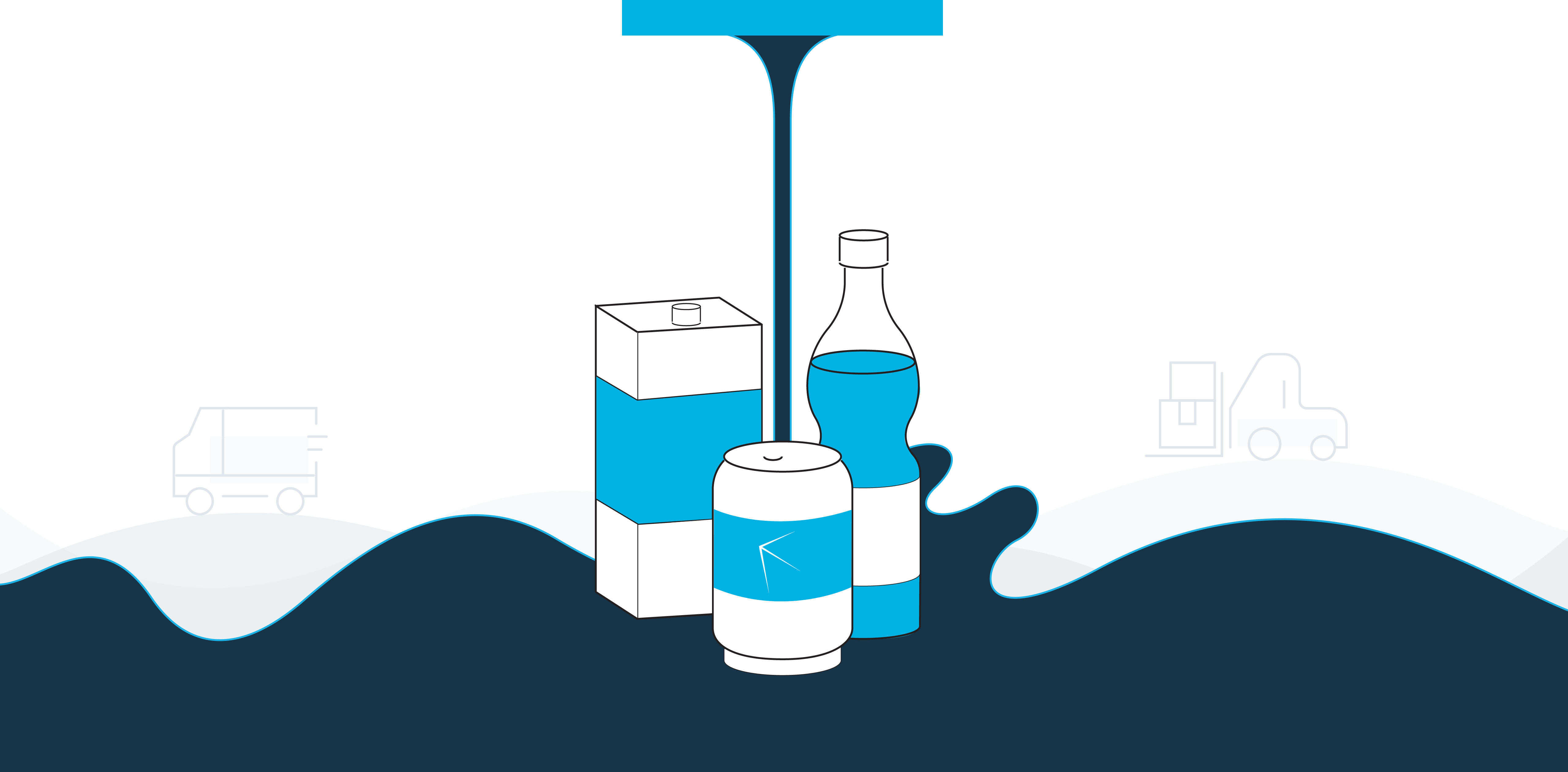 Illustration for CPG Ecommerce: Three Ways to Make or Break Your Beverage Fulfillment